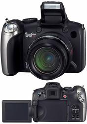 Canon SX20IS 12.1 Mpx